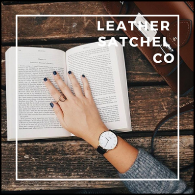 Leather Satchel Co PR