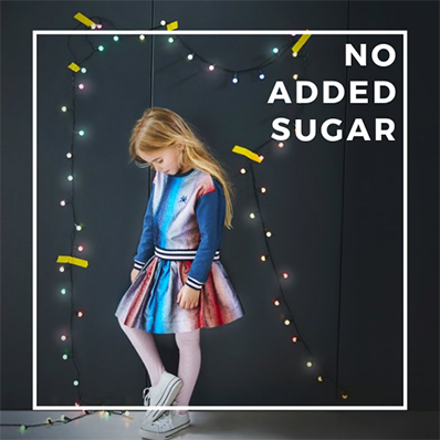 No Added Sugar PR
